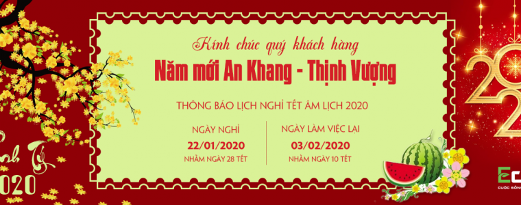 Lich nghi tet canh ty 2020 xop dan tuong Edna
